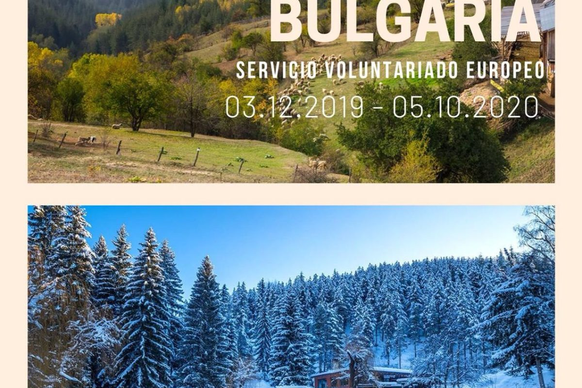 Servicio de Voluntariado Europeo en Bulgaria