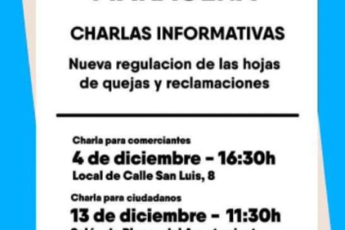 CHARLA INFORMATIVA SOBRE COMPRA SEGURA PARA EVITAR FRAUDES, LAS NOVEDADES A LA HORA DE RECLAMAR