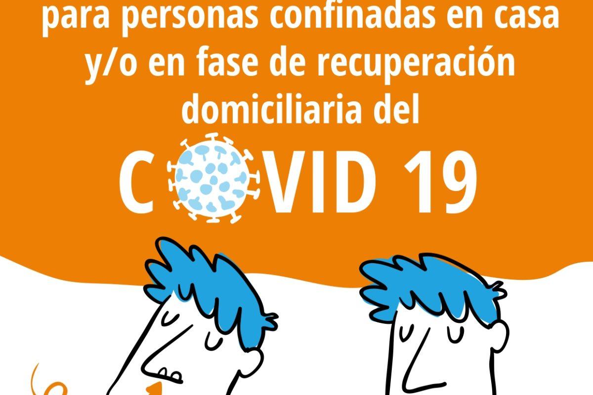 Consejos actividad física para pacientes que han pasado la COVID-19