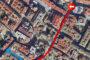 Desvío del tráfico de la Calle Encrucijada y Calle Horno por obras