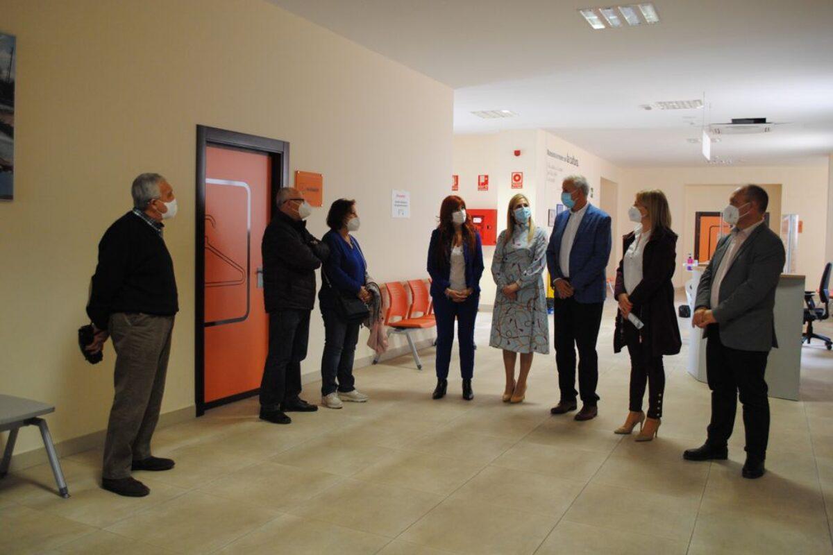 El Ayuntamiento de Maracena pide al Delegado de Igualdad el refuerzo en materia social en su visita al municipio