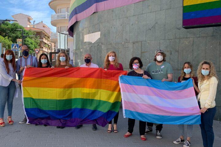 El Ayuntamiento de Maracena se suma a celebración del Día contra la LGBTIfobia junto a la asociación Arco Iris
