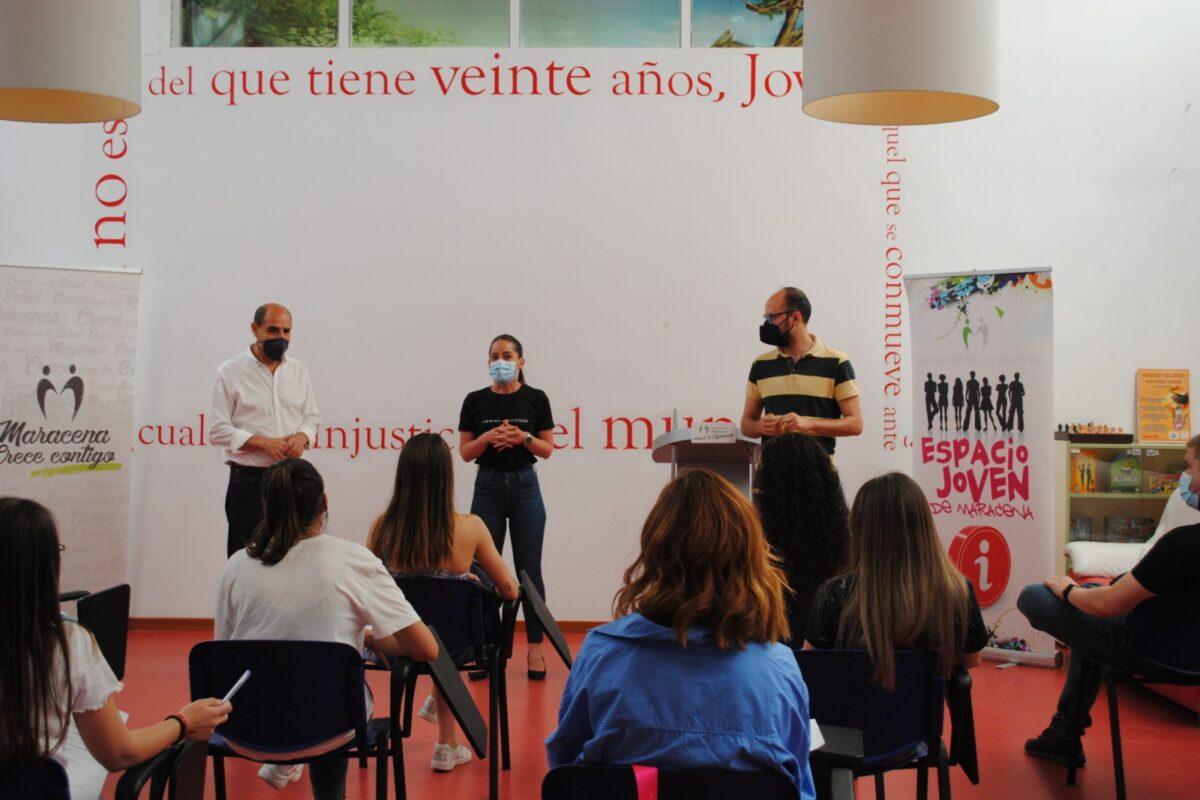 Maracena inaugura la primera Escuela Pública de Monitor de Ocio y Tiempo Libre de Andalucía