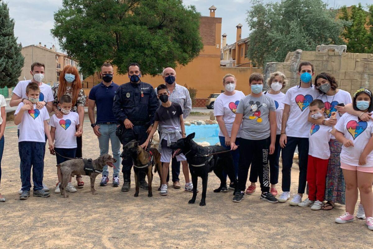 Maracena celebra el día del ambiente con gincanas y la ayuda especial de la Unidad Canina