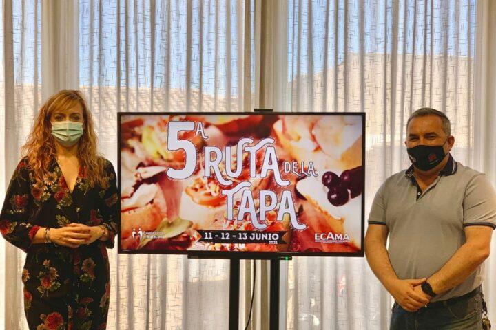 Maracena celebra su quinta Ruta de la Tapa