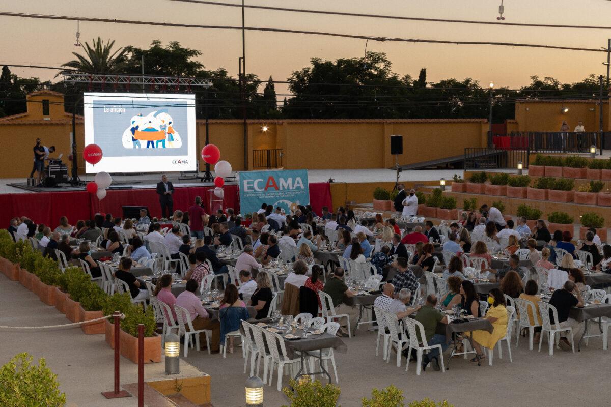 ECAMA celebra su Asamblea General junto al Ayuntamiento en el Anfieatro