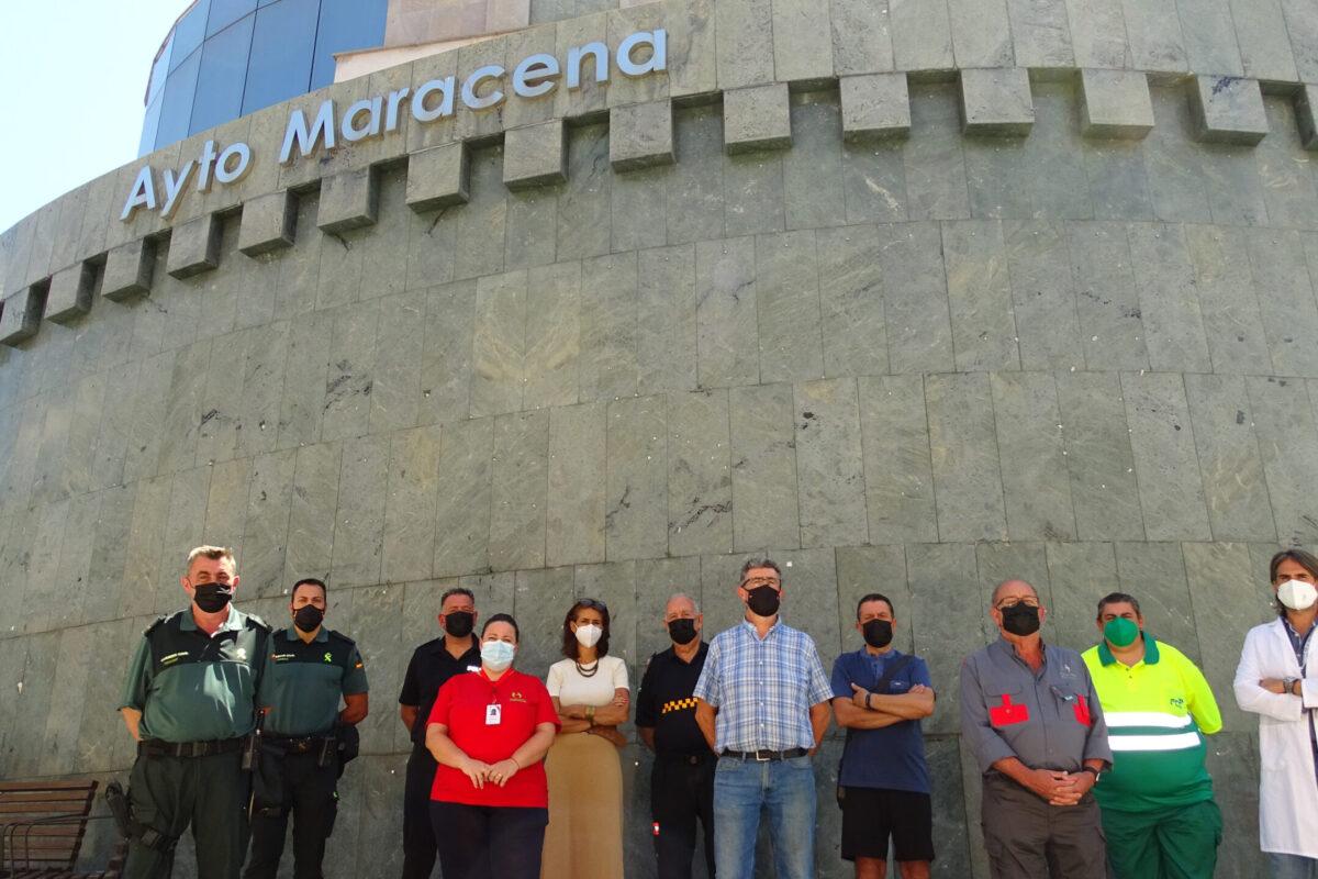 """Maracena celebra unas fiestas """"sensatas"""" con multitud de actividades diferentes para evitar las aglomeraciones"""