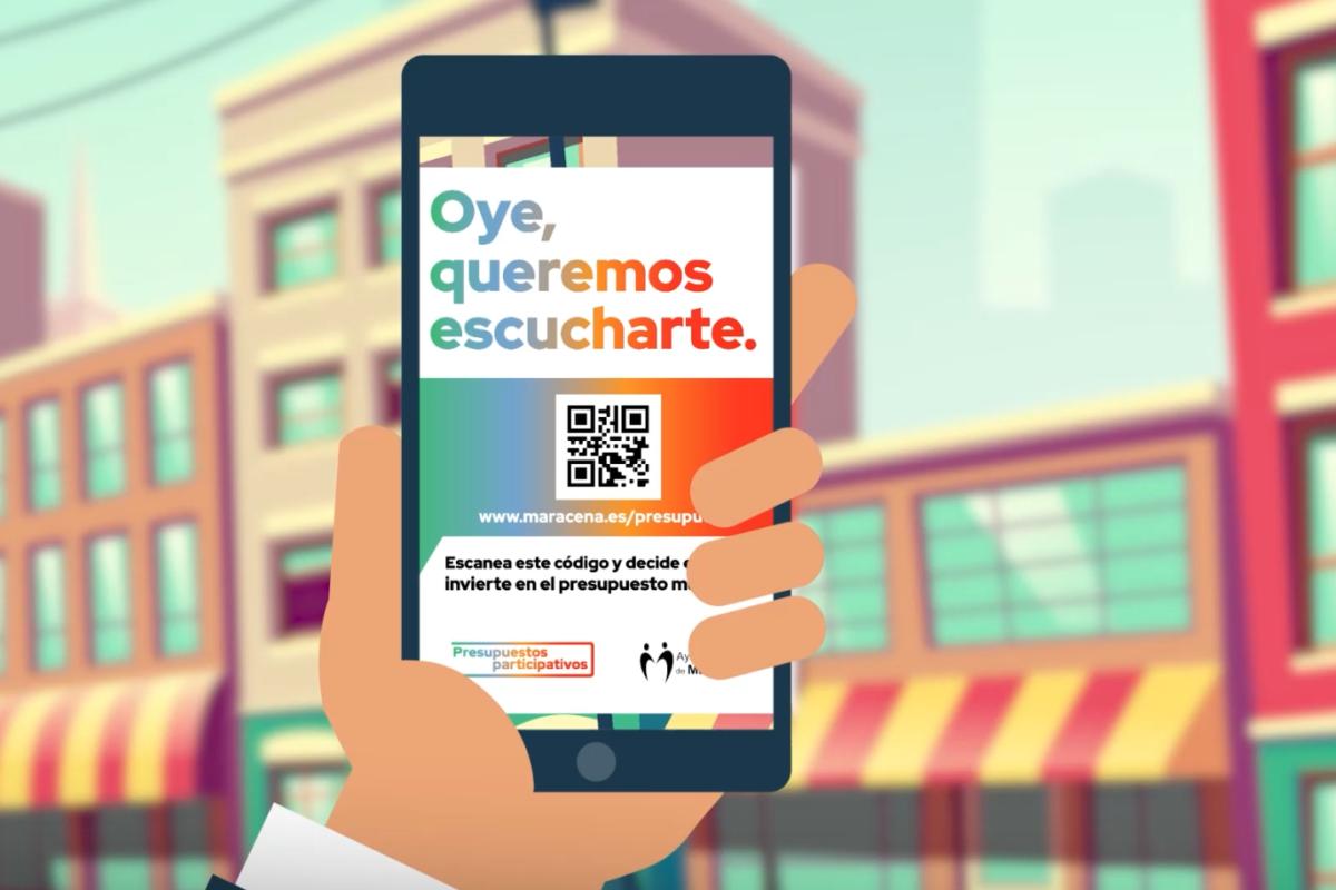 La ciudadanía de Maracena podrá decidir parte de las inversiones de las áreas municipales a través de los séptimos Presupuestos Participativos