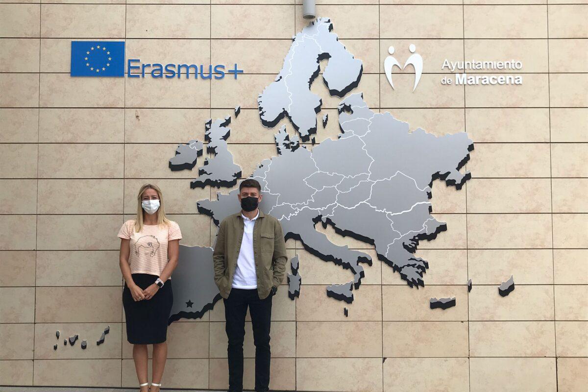 Erasmus+ con más fuerza que nunca en Maracena