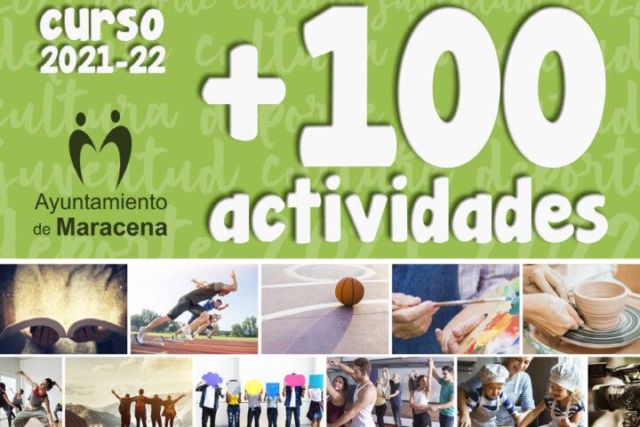 Programación de actividades y talleres 2021