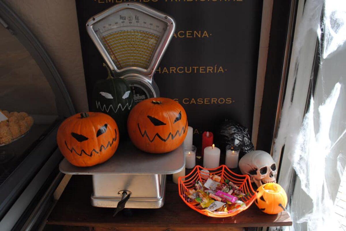 Concurso de escaparates y de fachadas de Halloween